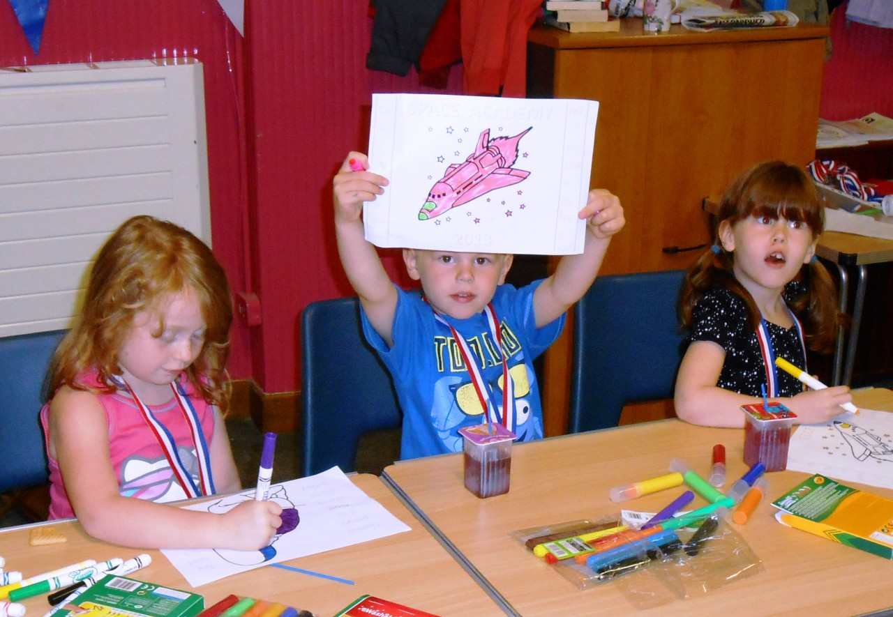 Holiday Club 2013 – Finished!