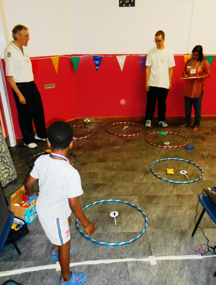 Holiday Club 2013 – Let's have fun!